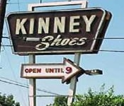 Kinney Shoes